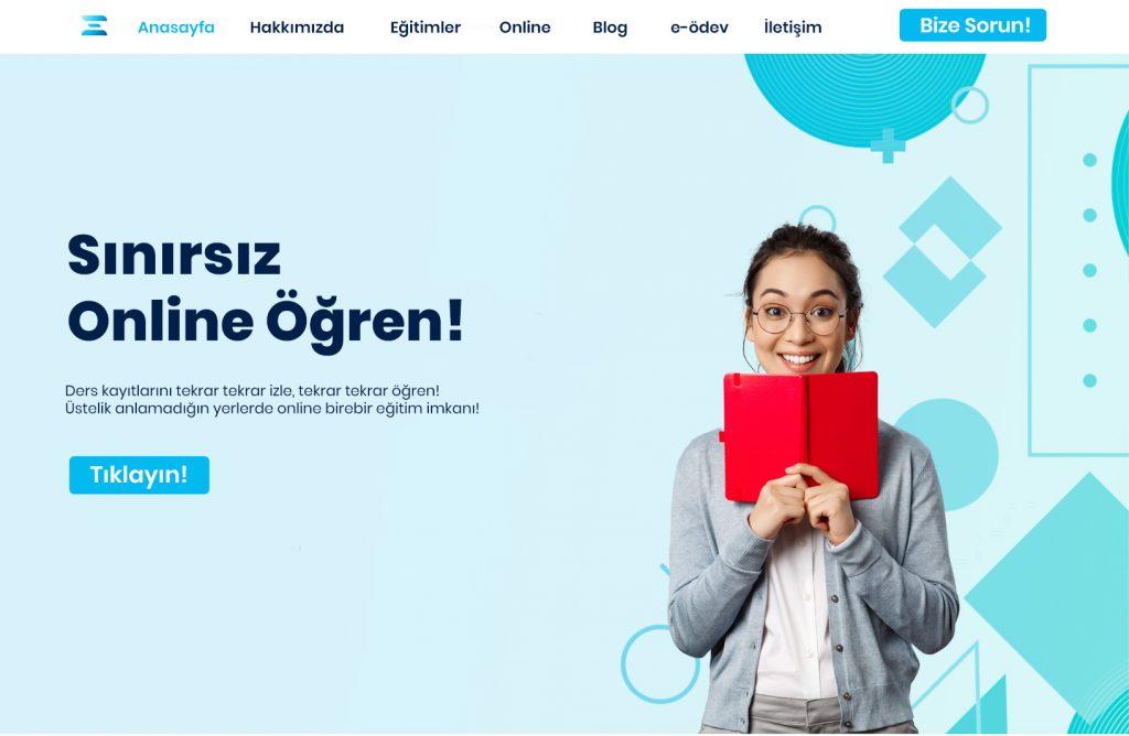 özel okul web site tasarımı